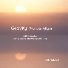 Gravity (Planets Align) 432Hz