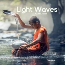 Light Waves Pt.1 & Pt.2  (432hz Audio)